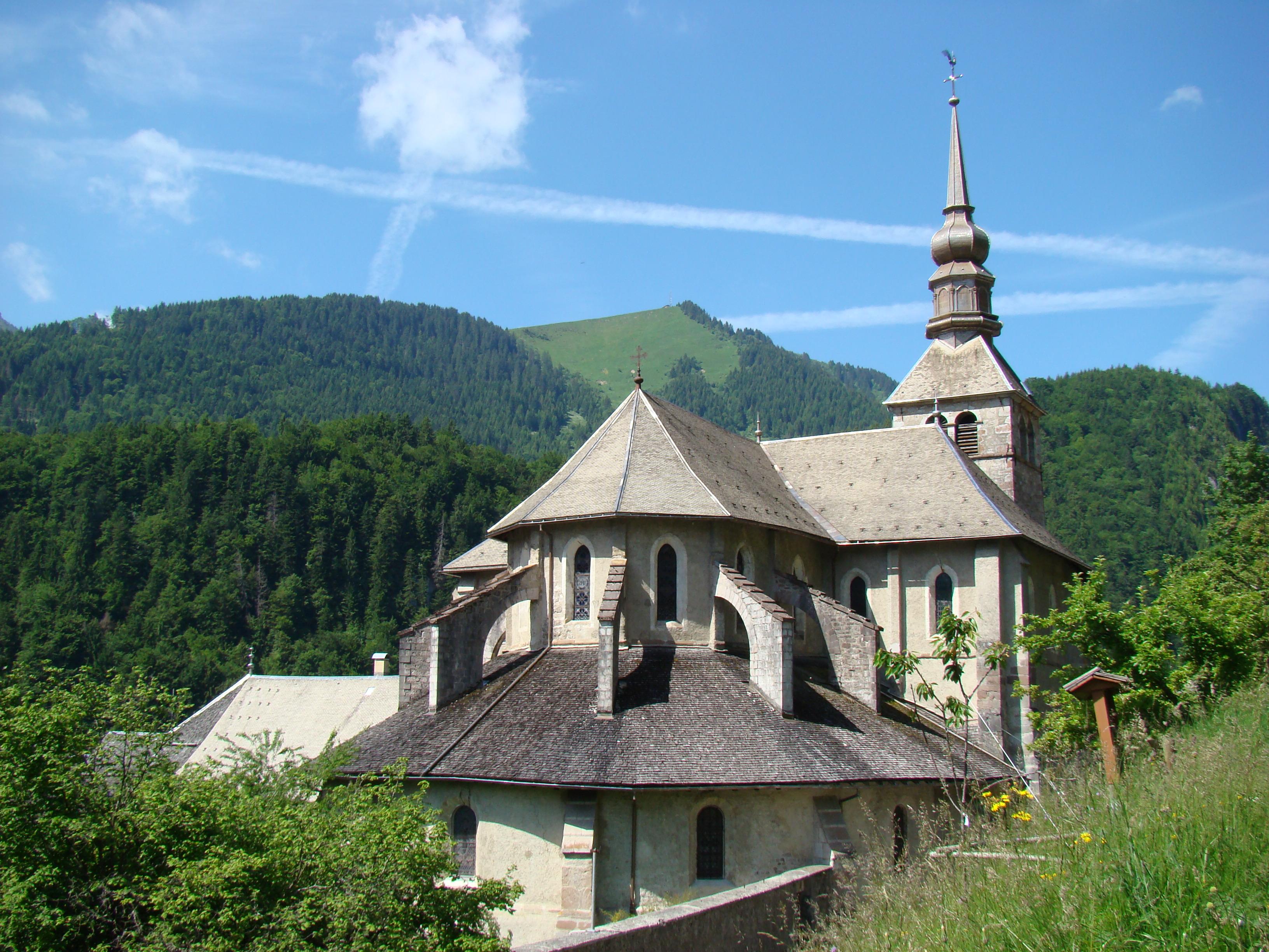 Le champfleury abondance - Office du tourisme chapelle d abondance ...
